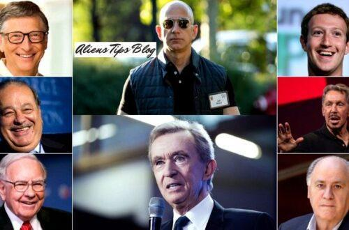 TOP 10 Richest People in the World 2019 Aliens Tips Blog top 10 richest people in the world Aliens Tips