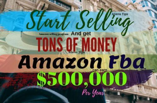 How to Apply on amazon fba and Become an Amazing amazon seller!! amazon fba Aliens Tips