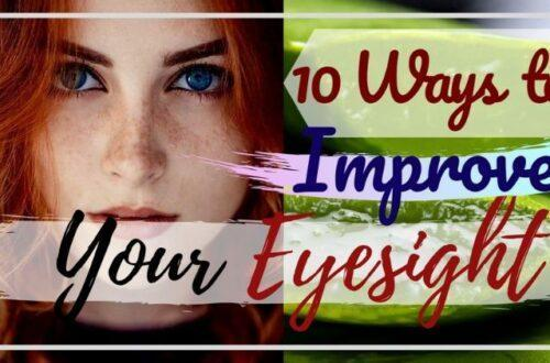 How To Improve Eyesight Naturally Without Glasses 10 ways Improve Vision. IMPROVE EYESIGHT NATURALLY Aliens Tips