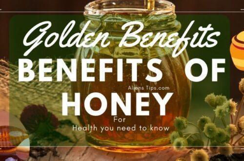 7 Golden Health Benefits of Honey Aliens tips blog Benefits of Honey Aliens Tips
