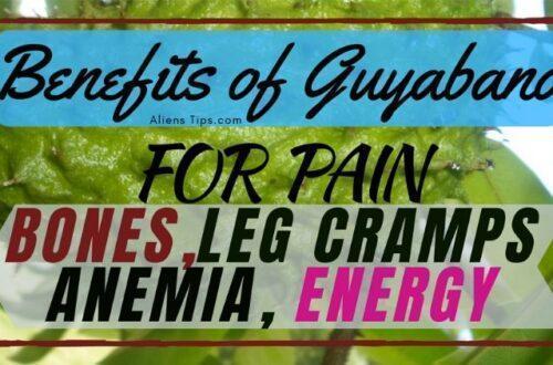 7 Health Benefits of Guyabano for bones, leg cramps, Anemia and energy Benefits of Guyabano Aliens Tips
