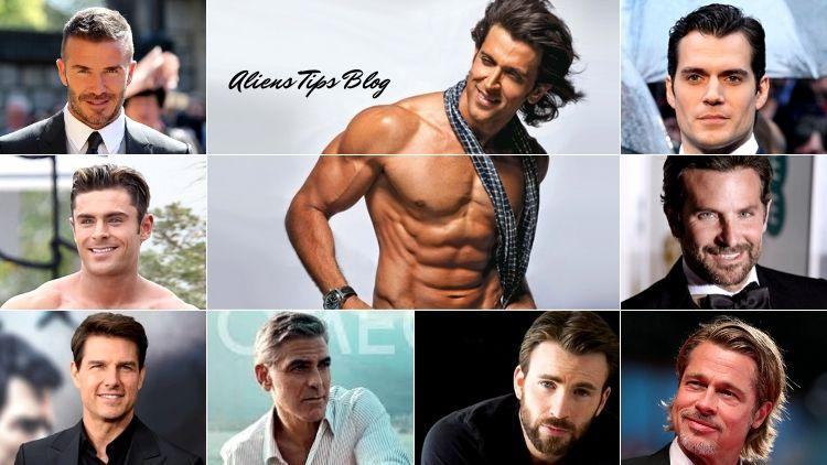 Top 10 Most Handsome Men in the World 2020 Aliens tips There are more important factors apart from good-looks when listing the top 10 hottest men among 3.5 billion population, which definitely takes more factors than mere looks. what factors? Popularity, wealth, genetics, intelligence, muscularity, and so on... Top 10 most handsome men in the world in 2020: 1. Hrithik Roshan 2. Tom Cruise 3. Zac Efron 4. David Beckham 5.Henry Cavill 6. Bradley Cooper 7. Chris Evans 8. Brad Pitt 9. George Clooney 10. Johnny Depp