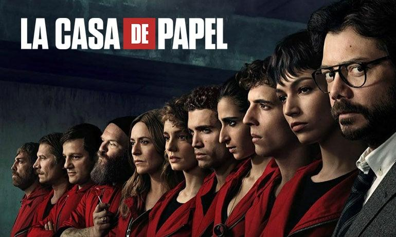 10 Incredible La Casa De Papel Cast | Money Heist Cast la casa de papel cast Aliens Tips
