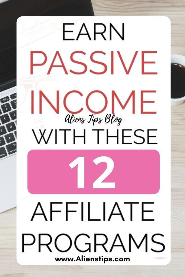 How to make $1200 with these 12 Affiliate Marketing Programs even Without A Website And Blog - Aliens Tips