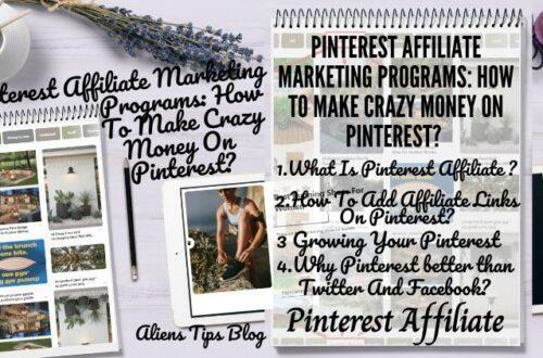 How To Make $5000Mo On Pinterest Affiliate Marketing Programs?[Ultimate Guide]