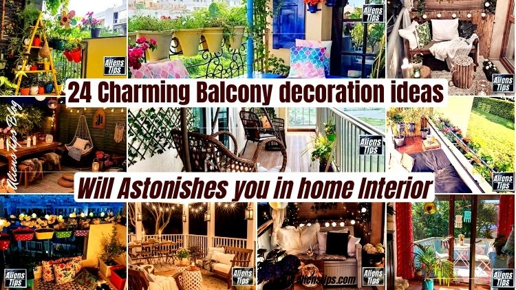 28 Charming Balcony decoration ideas Will Astonishes your home Interior.