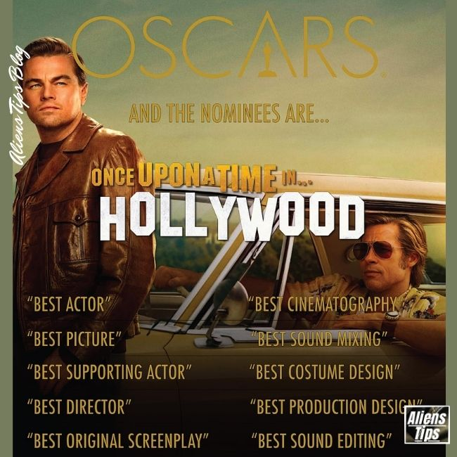 10 Oscars & Oscar Nominees Movies in 2020 To Watch In Movie Night Oscar nominees movies Aliens Tips