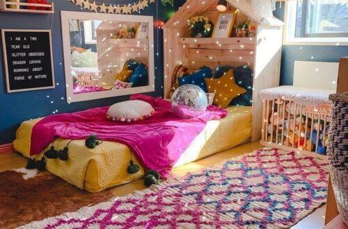 girl kids room