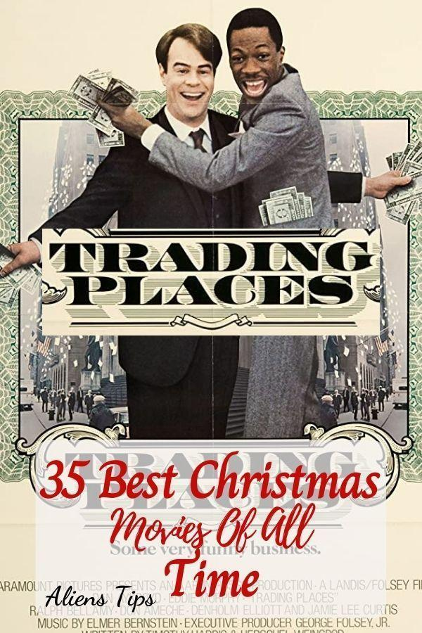 Trading Places (1983) 35 Best Christmas Movies Of All Time, New Christmas Movies-Aliens Tips