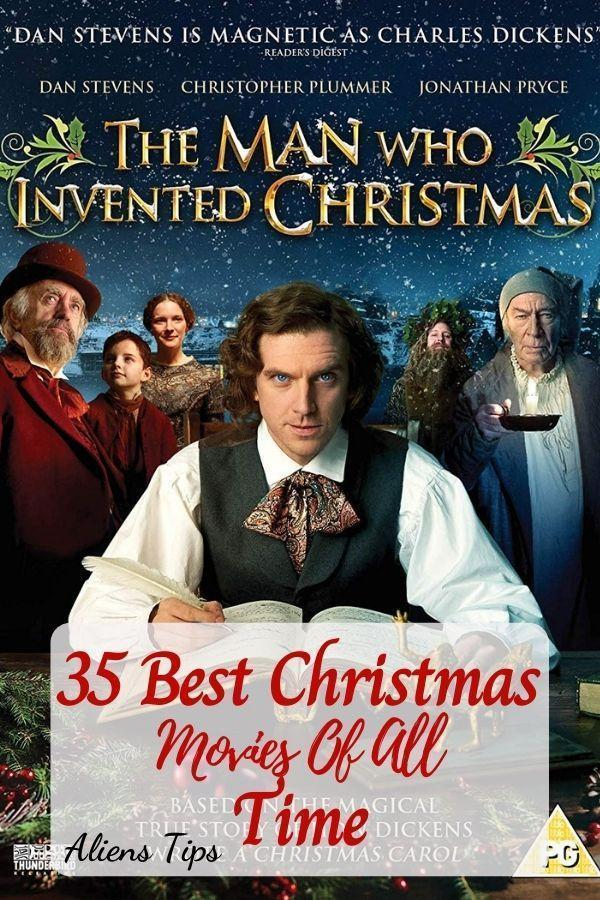 The Man Who Invented Christmas (2017) 35 Best Christmas Movies Of All Time, New Christmas Movies-Aliens Tips