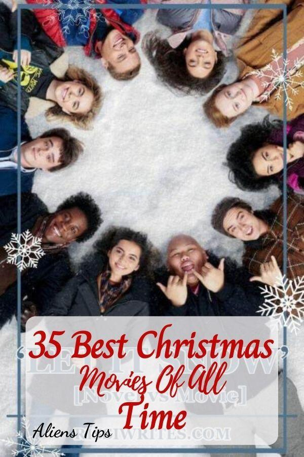 Let It Snoe (2019) 35 Best Christmas Movies Of All Time, New Christmas Movies-Aliens Tips