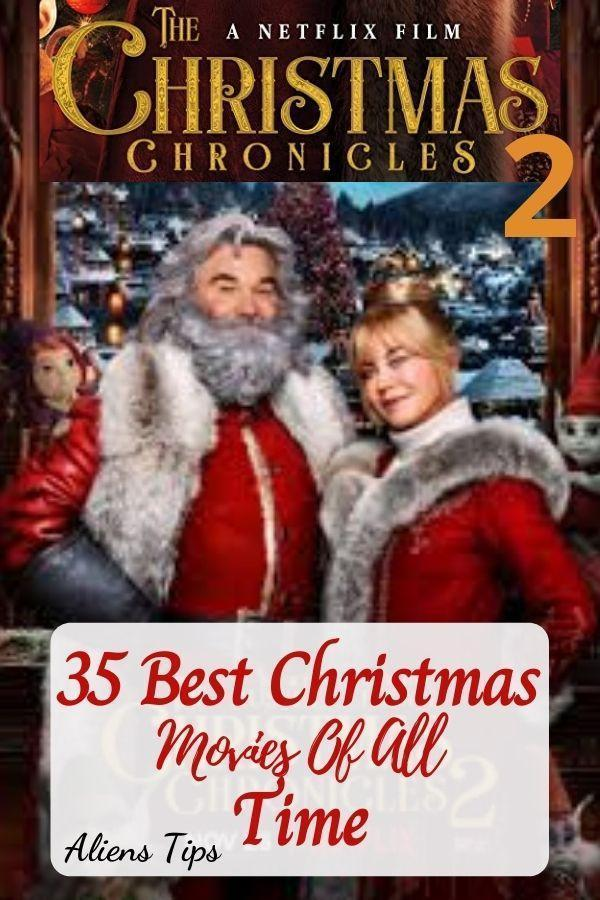 The Christmas Chronicles 2 (2020) 35 Best Christmas Movies Of All Time, New Christmas Movies-Aliens Tips