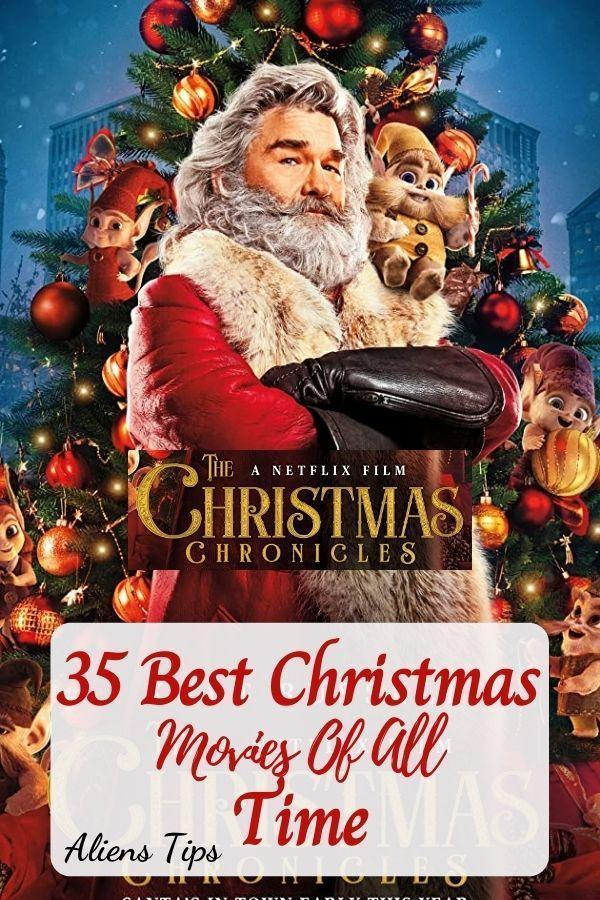 The Christmas Chronicles 35 Best Christmas Movies Of All Time, New Christmas Movies-Aliens Tips