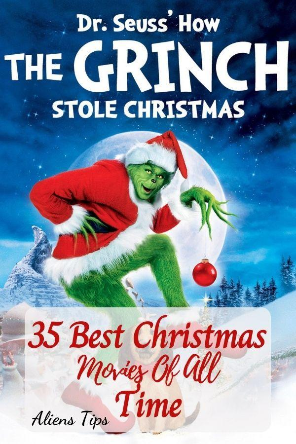 How the Grinch Stole Christmas 35 Best Christmas Movies Of All Time, New Christmas Movies-Aliens Tips (33)