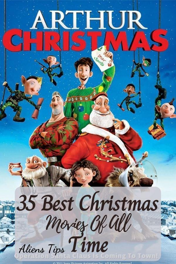 Arthur Christmas (2011) 35 Best Christmas Movies Of All Time, New Christmas Movies-Aliens Tips
