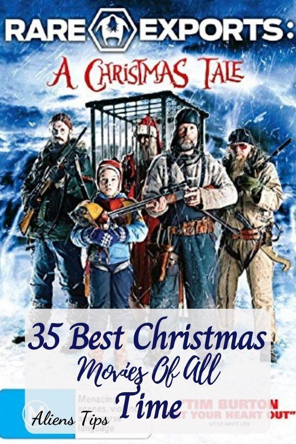 Rare Export: A Christmas Tale (2010) 35 Best Christmas Movies Of All Time, New Christmas Movies-Aliens Tips