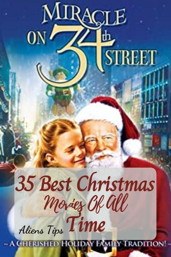 Miracle on 34th Street 1994 35 Best Christmas Movies Of All Time, New Christmas Movies-Aliens Tips