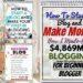 How To Start A Blog And Make Money in 2021 I Make Over $5,000mo Blogging!-Aliens-tips (14)