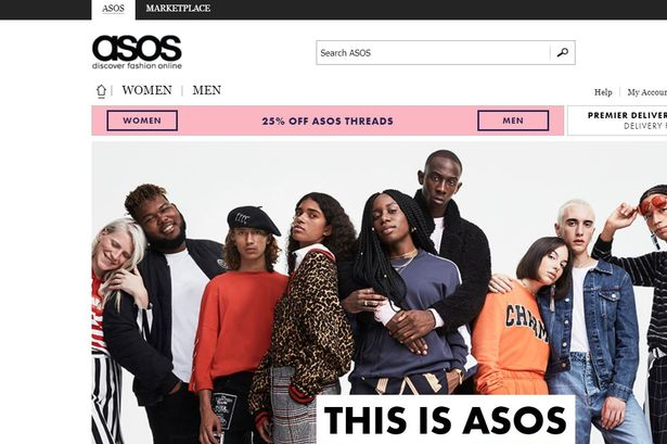 ASOS What Are The Best FASHION Websites For Women? [50+RANKED]