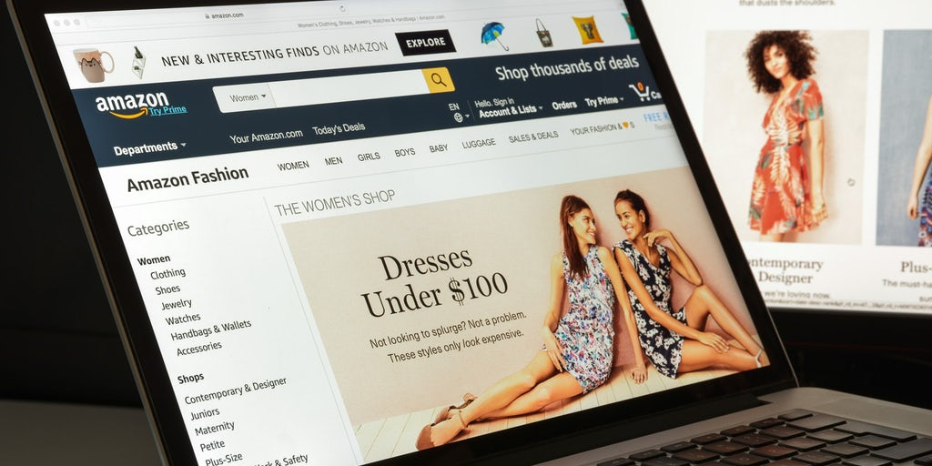 Amazon Fashion What Are The Best FASHION Websites For Women? [50+RANKED] Aliens tips blog