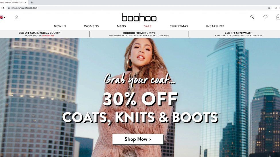 Boohoo What Are The Best FASHION Websites For Women? [50+RANKED]
