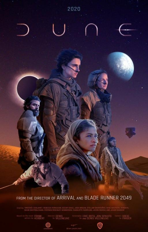 Dune Incredible Upcoming 2021 Movies Aliens tips
