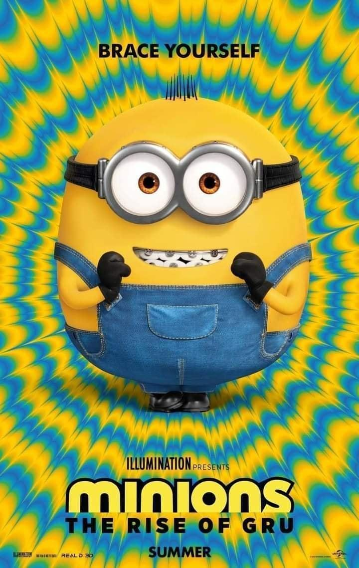 Minions: The Rise of Gru Incredible Upcoming 2021 Movies Aliens tips