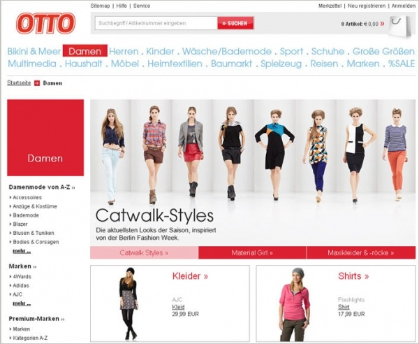 Otto Who Is The Biggest Online FASHION Retailer? [RANKED] aliens tips blog
