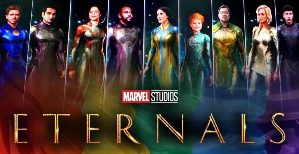The Eternals marvel studios Incredible Upcoming 2021 Movies Aliens tips