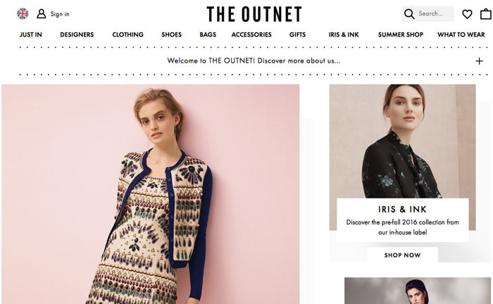 The Outnet What Are The Best FASHION Websites For Women? [50+RANKED] Aliens tips blog