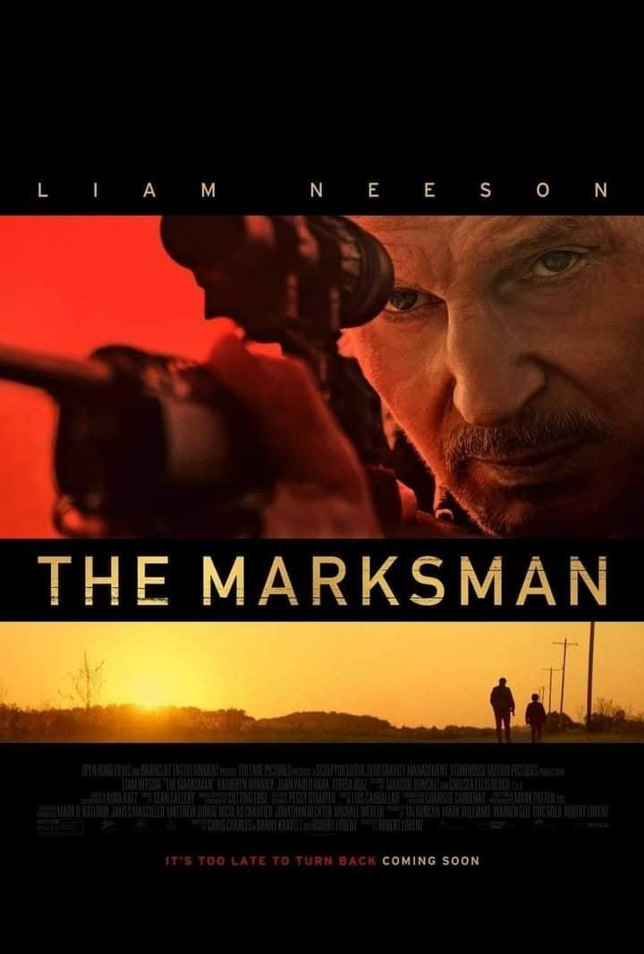 The Marksman 2021 All Incredible Upcoming 2021 Movies Must see Aliens tips.
