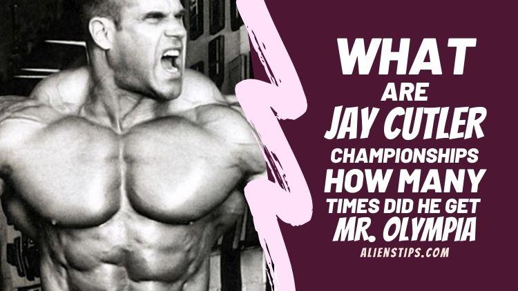 What Is Jay Cutler Bodybuilder Net Worth!! richest bodybuilders- Aliens Tip