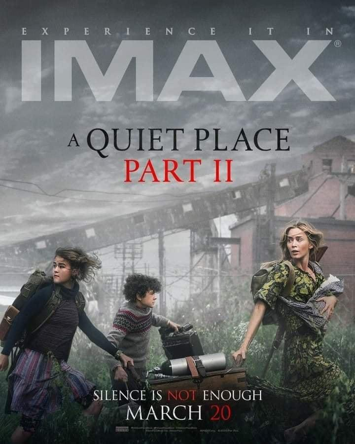 A Quiet Place Part II Incredible Upcoming 2021 Movies Aliens tips