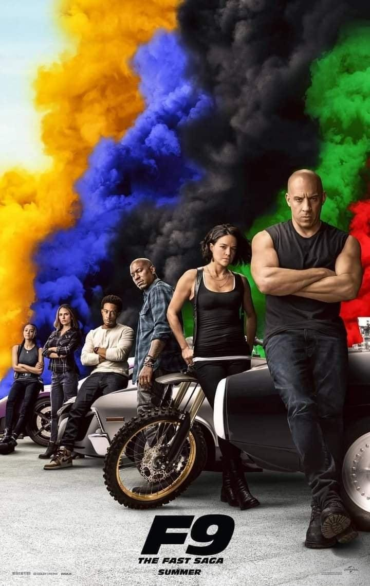 Incredible Upcoming 2021 Movies Fast & Furious 9