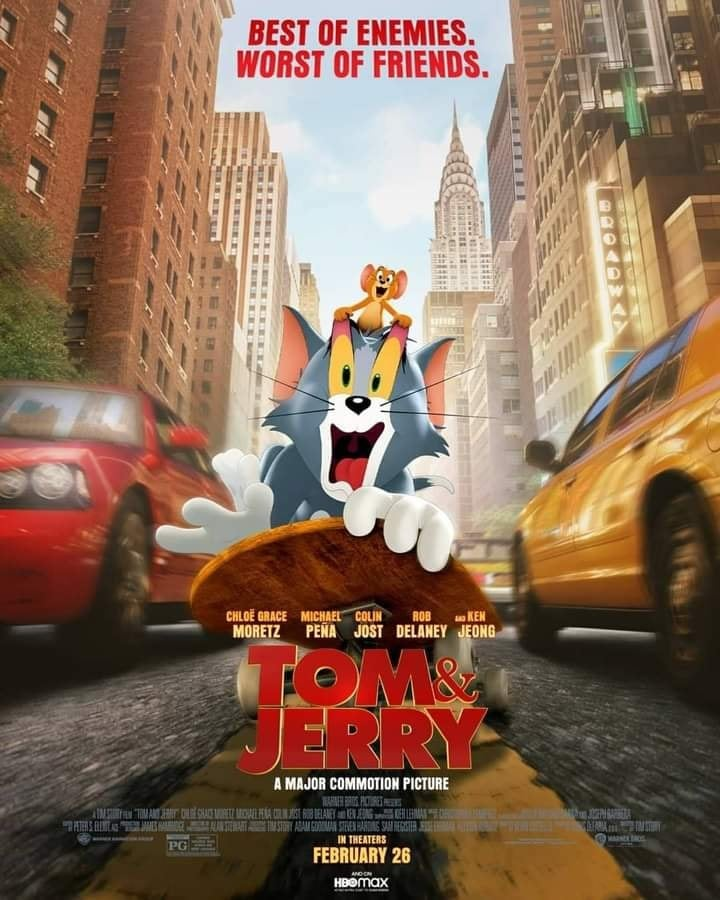 Tom and jerry 2021 Incredible Upcoming 2021 Movies Aliens tips