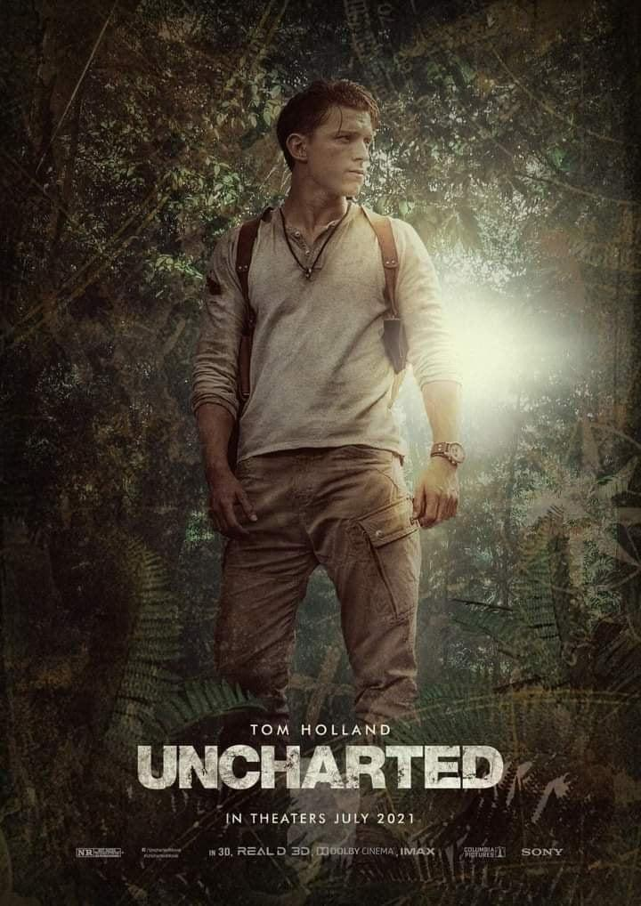 Uncharted Incredible Upcoming 2021 Movies Aliens tips