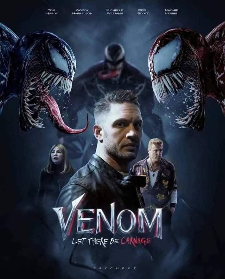 venom: let there be carnage Incredible Upcoming 2021 Movies Fast & Furious 9 Aliens tips
