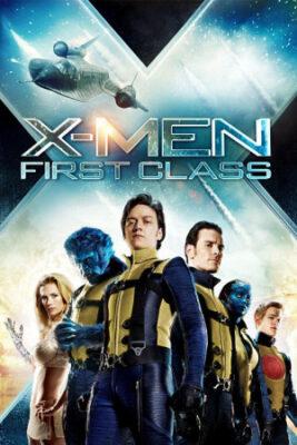 X-Men First-Class 2011 alienstips