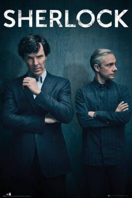 What Are The Best Series to Watch On Netflix? - Aliens Tips. sherlock-holmes-alienstips