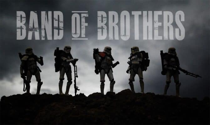 Band of Brothers aliens tips What Are The Best Series to Watch On Netflix? - Aliens Tips