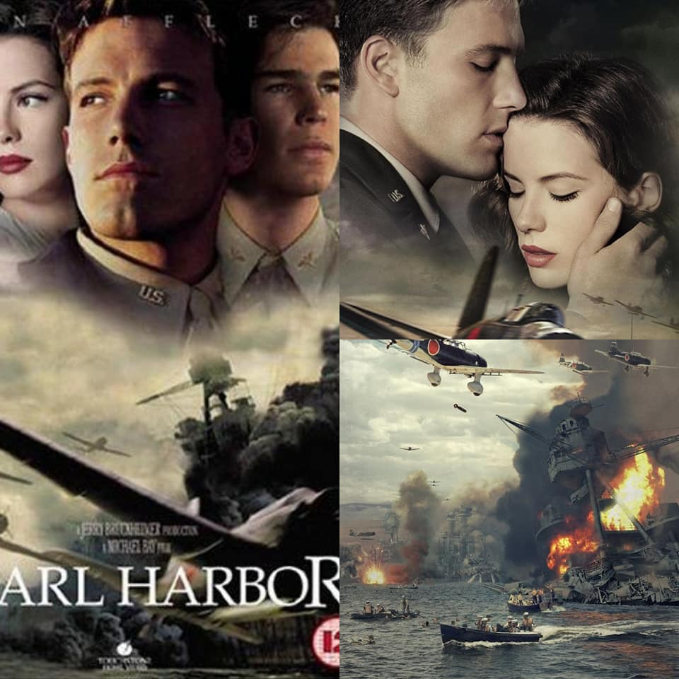 Pearl Harbor alienstips What Are The Best WAR Movies Ever To Watch? - Aliens Tips.