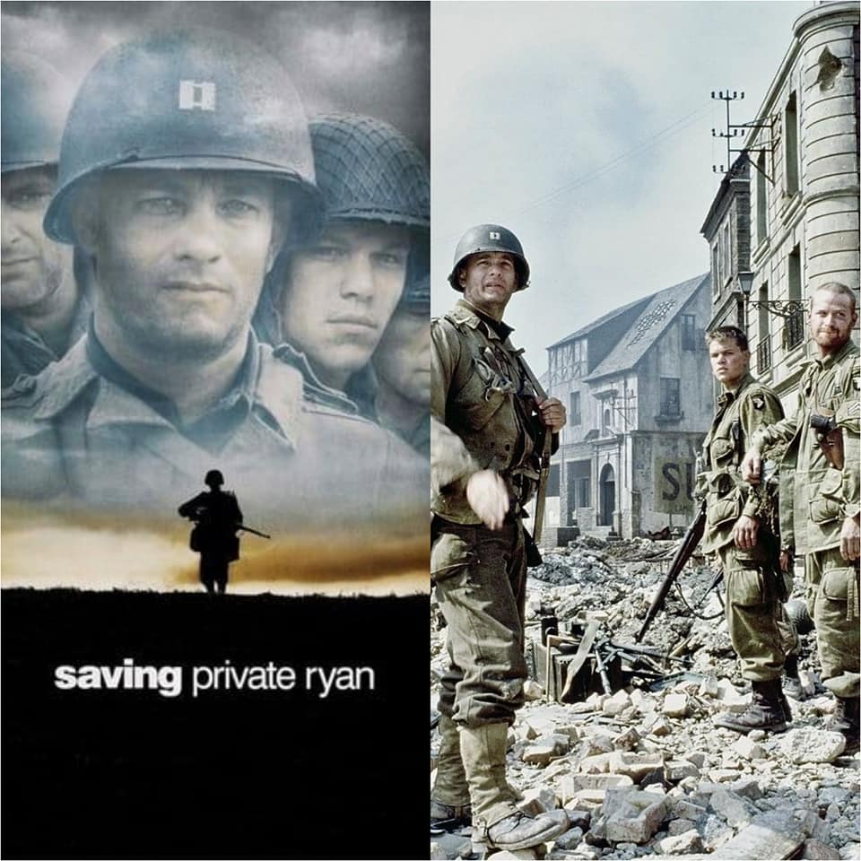 Saving private Ryan alienstips What Are The Best WAR Movies Ever To Watch? - Aliens Tips.