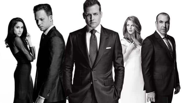 Suits What Are The Best Series to Watch On Netflix - Aliens Tips.