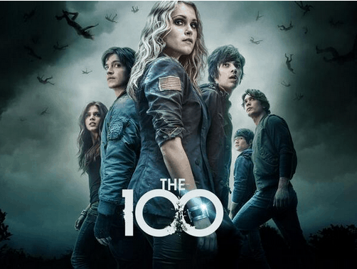 The-100 What Are The Best Series to Watch On Netflix - Aliens Tips.
