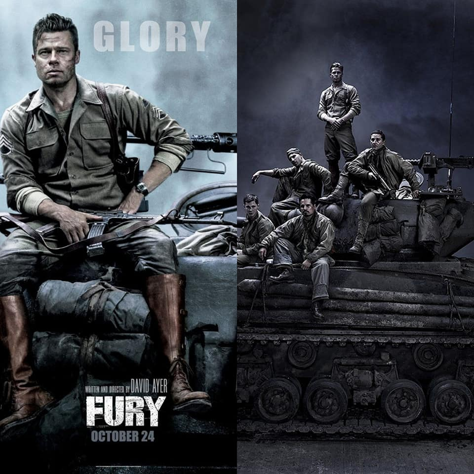 fury What Are The Best WAR Movies Ever To Watch? - Aliens Tips.