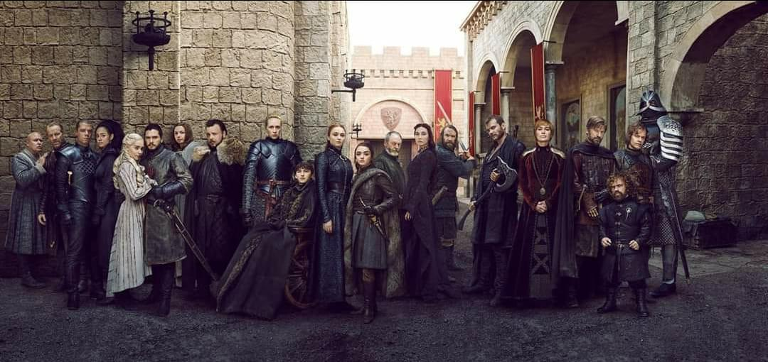 What Are The Best Series to Watch On Netflix? - Aliens Tips. game of thrones
