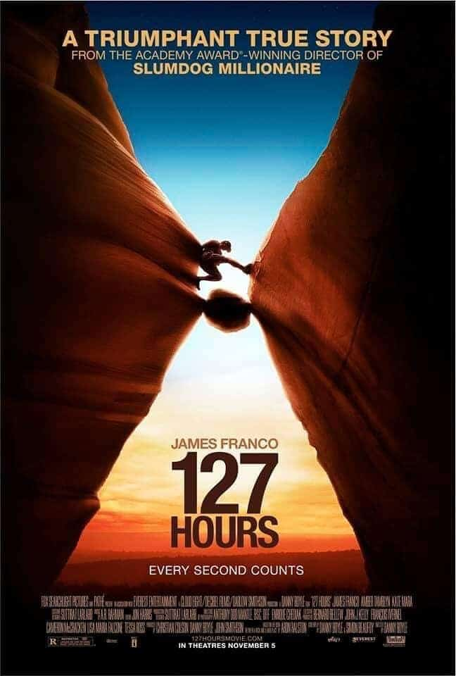 The 25 Most Nerve-Shatteringly Tense Movies Ever Made. aliens tips website best tense Movies 127 hours