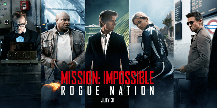 Mission Impossible - Rogue Nation Alienstips.com