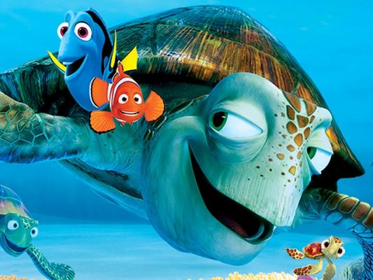 Finding Nemo alienstips