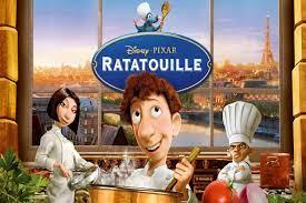 Ratatouille alienstips
